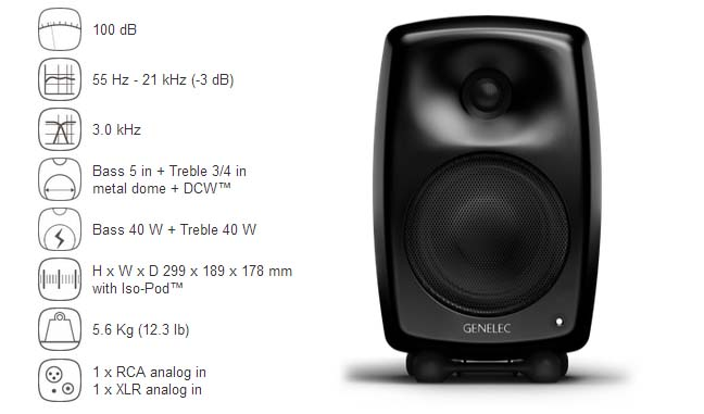 GENELEC <strong>G Three</strong>