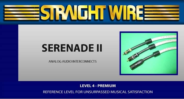 Straight Wire Serenade II IC - Аудио кабель XLR
